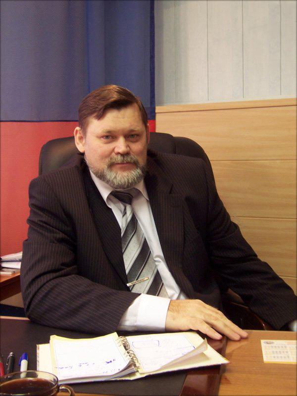 Глава муниципального района Колов Герман Николаевич